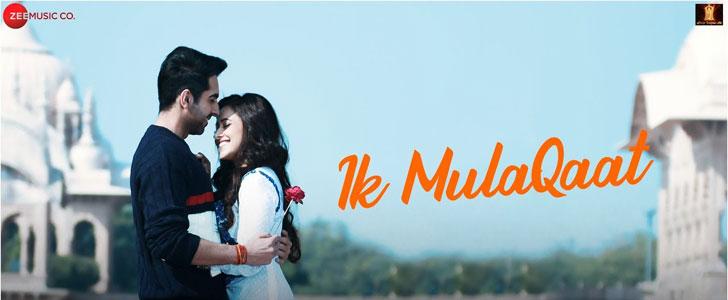 Ek Mulaqaat lyrics by Meet Bros, Altamash Faridi, Palak Muchhal
