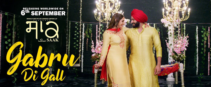 Gabru Di Gall lyrics by Veet Baljit