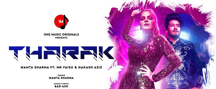 Tharak lyrics by Mamta Sharma, Nakash Aziz