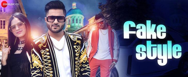 Fake Style lyrics by Raman Kapoor