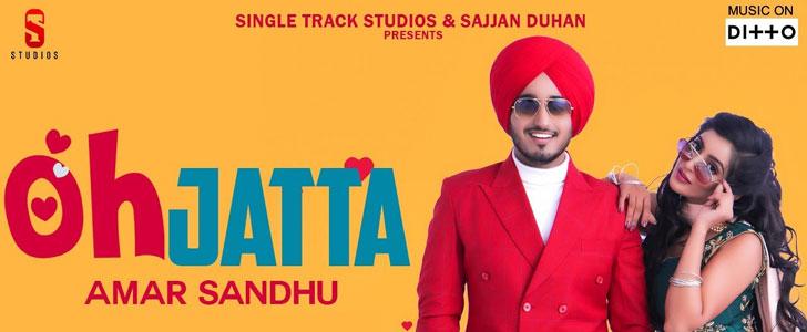 Oh Jatta lyrics by Amar Sandhu
