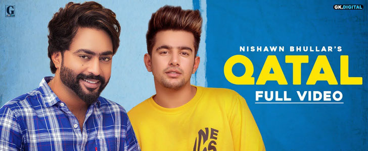 Qatal lyrics by Nishawn Bhullar, Gurlez Akhtar