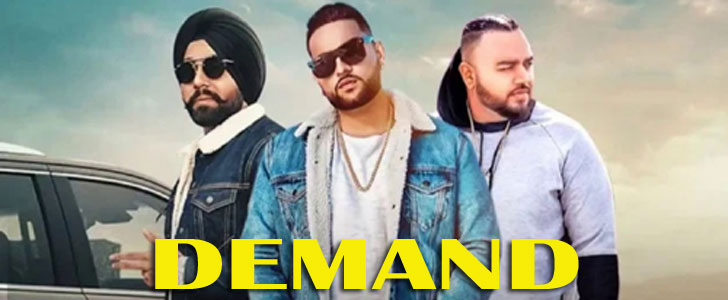 Demand lyrics by Karan Aujla, Kawal Bhullar