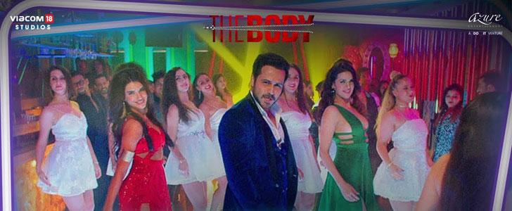 Jhalak Dikhla Jaa lyrics from The Body