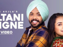 Multani Kangne Lyrics by Satbir Aujla