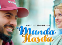 Munda Hasda Lyrics by Amit