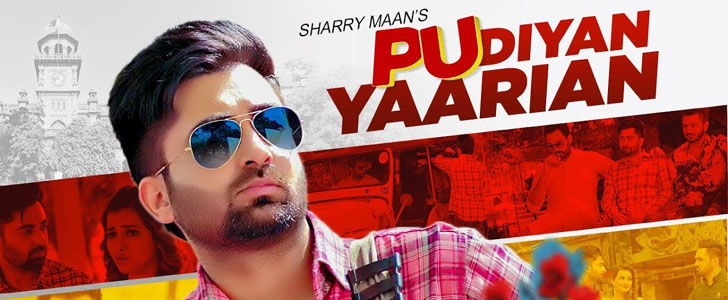 P U Diyan Yaarian lyrics by Sharry Maan