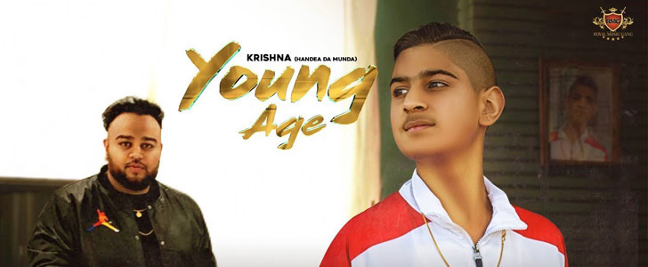 Young Age lyrics by Krishna