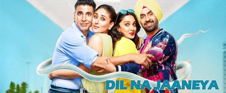 Dil Na Jaaneya lyrics from Good News