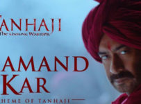 Ghamand Kar Lyrics from Tanhaji