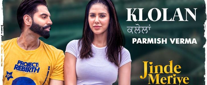 Klolan lyrics by Parmish Verma