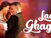 Laal Ghaghra Lyrics from Good Newwz