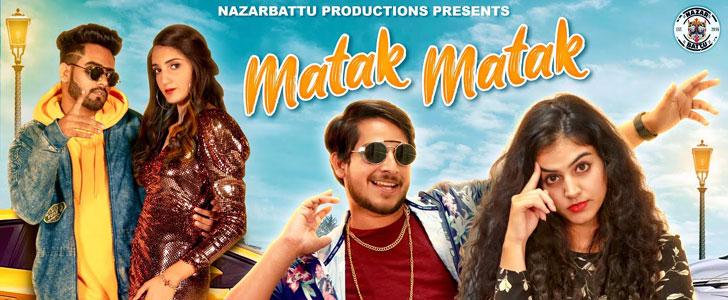 Matak Matak lyrics by Abhi Payla