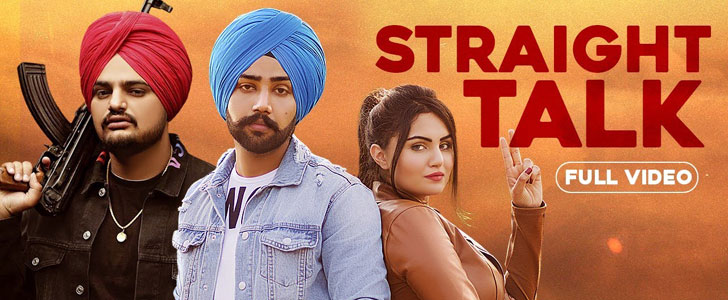 Straight Talk lyrics ft Sidhu Moose Wala