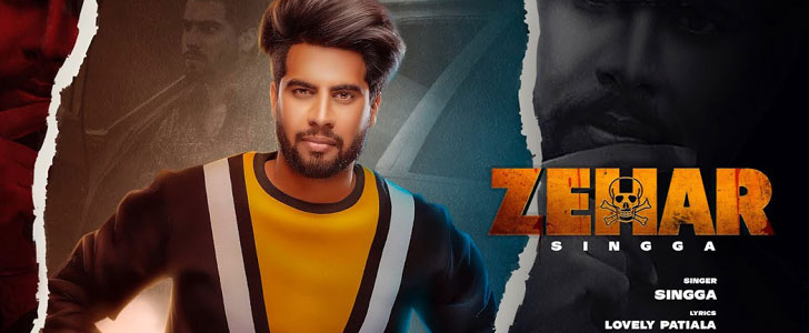 Zehar lyrics by Singga