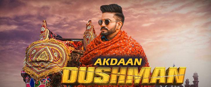 Akdaan lyrics by Dilpreet Dhillon