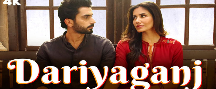Daryaganj Lyrics by Jai Mummy Di by Arijit Singh