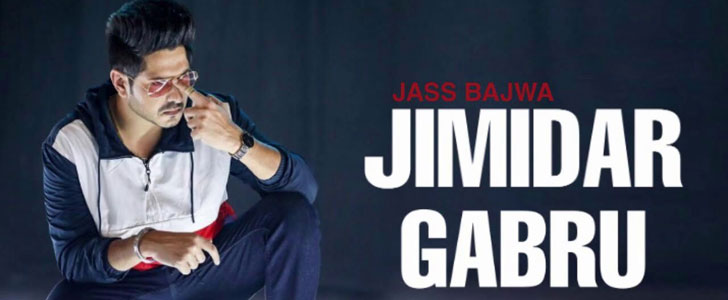 Jimidar Gabru lyrics by Jass Bajwa
