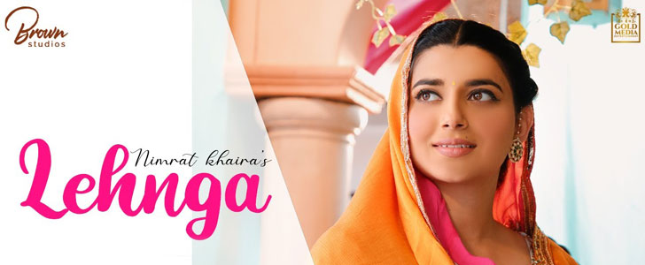 Lehnga lyrics by Nimrat Khaira