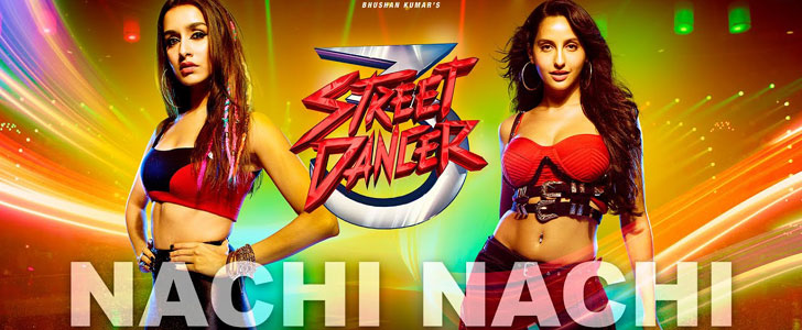 Nachi Nachi lyrics from Street Dancer 3D