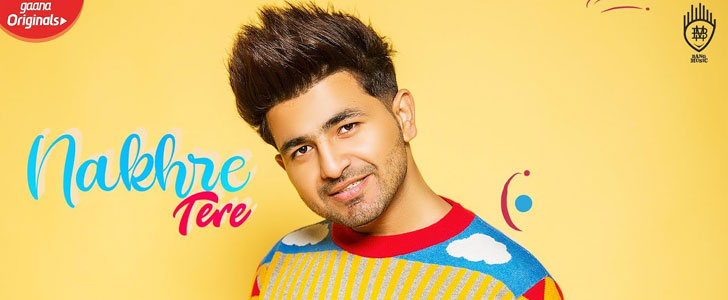 Nakhre Tere lyrics by Nikk