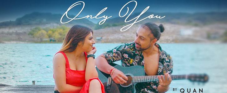 Only You lyrics by Quan