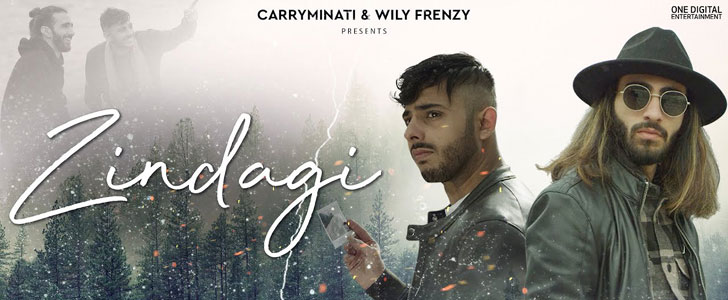Zindagi Lyrics by Carryminati and Wily Frenzy