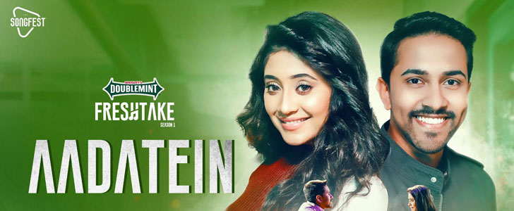 Aadatein Lyrics by Nikhil D'Souza