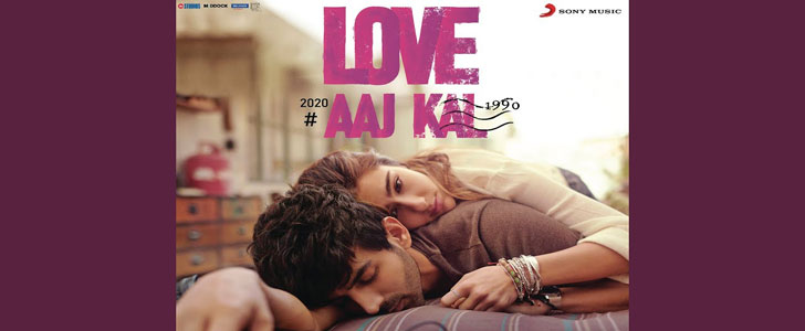 Dhak Dhak Lyrics from Love Aaj Kal