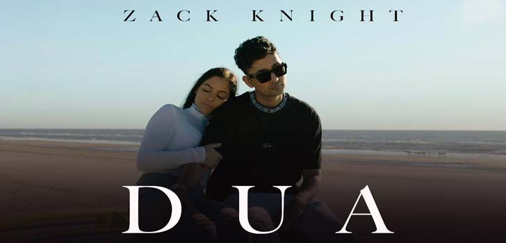 Dua Lyrics by Zack Knight