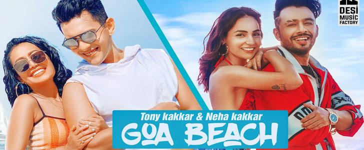 Goa Beach lyrics by Tony Kakkar, Neha Kakkar