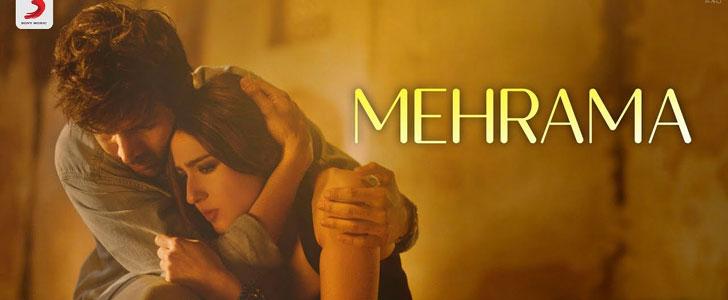 Mehrama lyrics from Love Aaj Kal