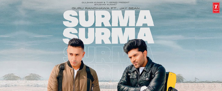 Surma Surma Lyrics by Guru Randhawa