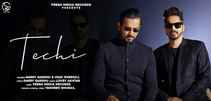 Techi Lyrics by Garry Sandhu