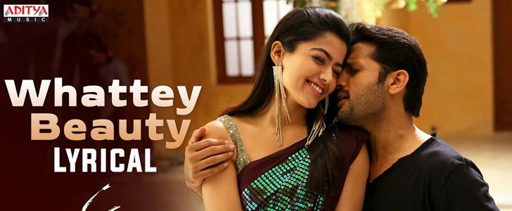 Whattey Beauty lyrics from Bheeshma