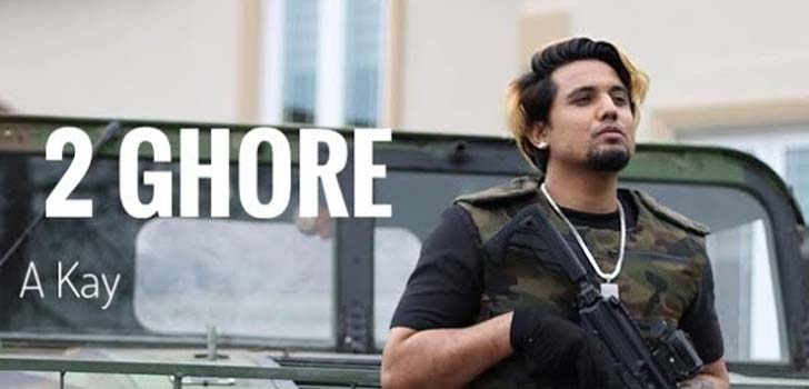 2 Ghore Lyrics by A Kay
