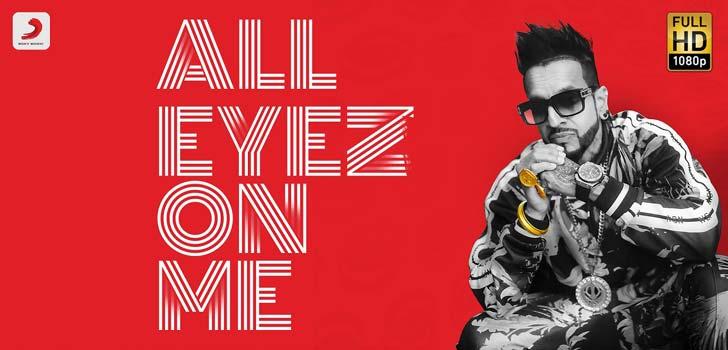 All Eyez On Me Lyrics by Jazzy B