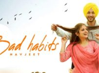 Bad Habits Lyrics by Navjeet