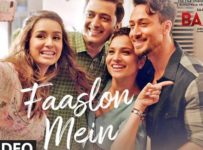 Faaslon Mein Lyrics from Baaghi 3