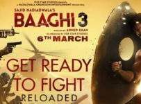 Get Ready To Fight Reloaded Lyrics from Baaghi 3