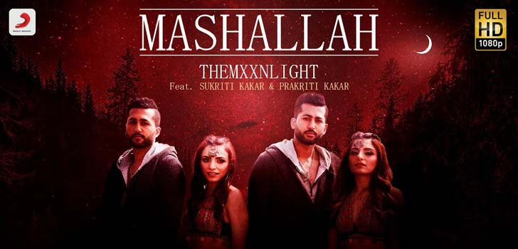 Mashallah Lyrics by Themxxnlight