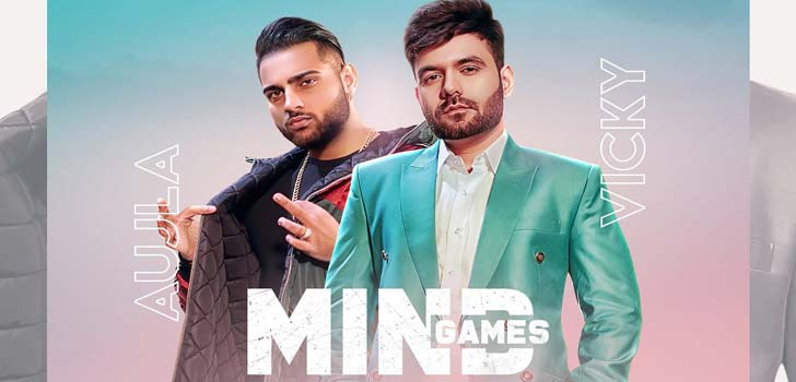 Mind Games Lyrics by Karan Aujla