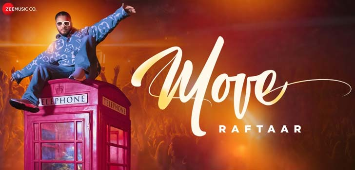 Move Lyrics by Raftaar