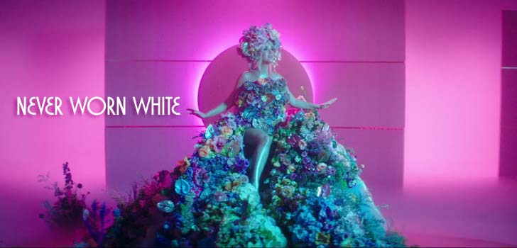 Never Worn White Lyrics by Katy Perry