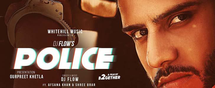 Police Lyrics by Dj Flow