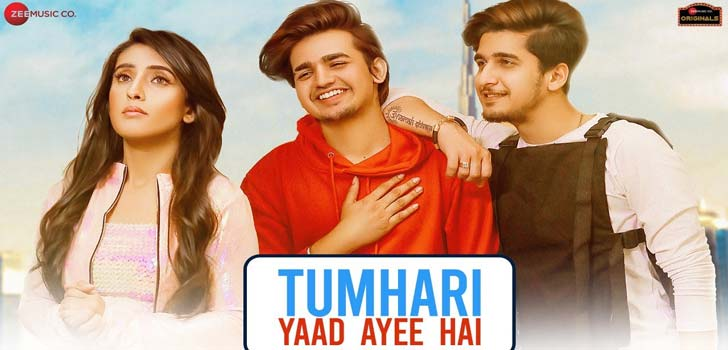 Tumhari Yaad Ayee Hai Lyrics by Goldie Sohel