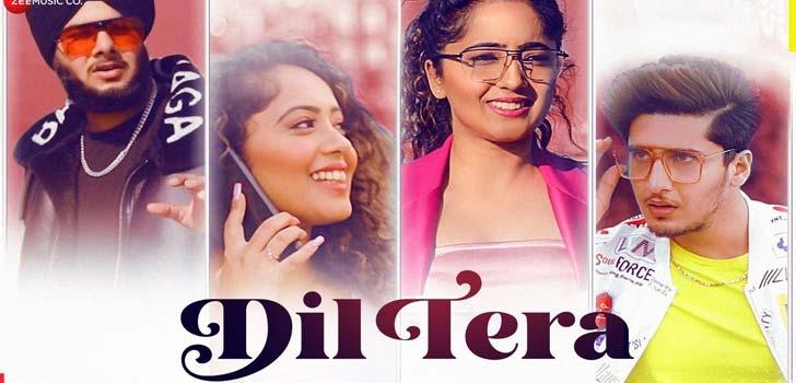 Dil Tera Lyrics by Harshdeep Singh Ratan
