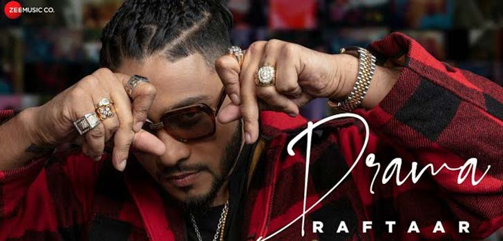 Drama Lyrics by Raftaar