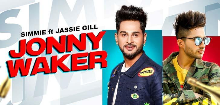Jonny Waker Lyrics by Jassi Gill Simmie