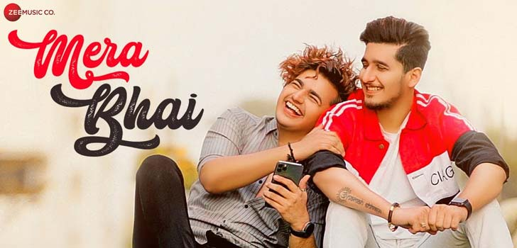 Mera Bhai Lyrics ft Bhavin Bhanushali